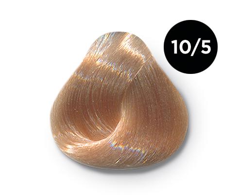 10 5 - Краска для волос Оллин, цвета, состав, инструкция