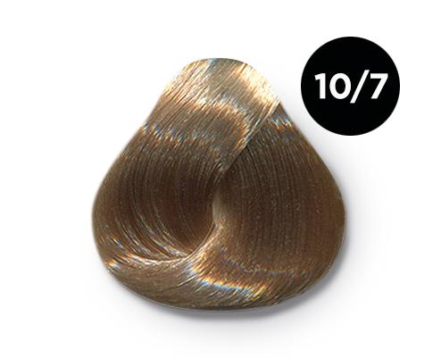 10 7 - Краска для волос Оллин, цвета, состав, инструкция