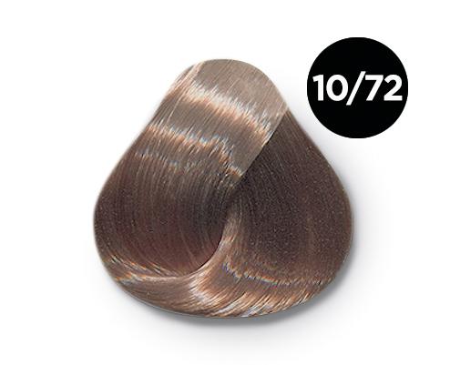 10 72 - Краска для волос Оллин, цвета, состав, инструкция