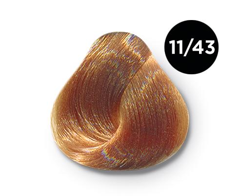 11 43 - Краска для волос Оллин, цвета, состав, инструкция
