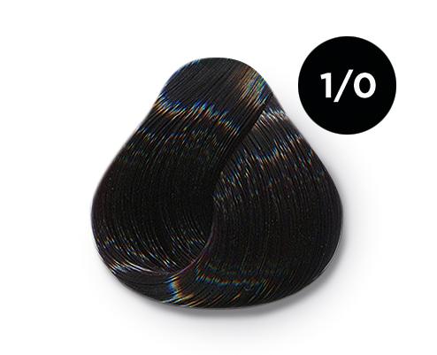 1 0 - Краска для волос Оллин, цвета, состав, инструкция