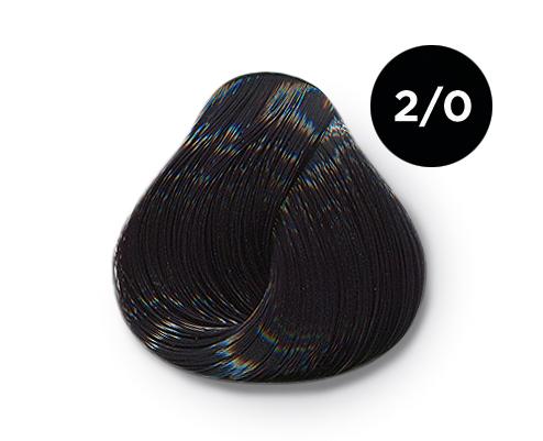 2 0 - Краска для волос Оллин, цвета, состав, инструкция