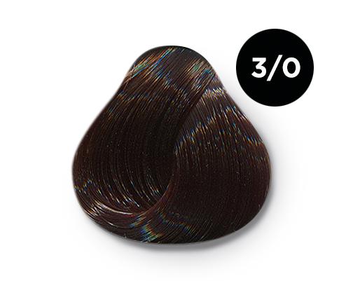 3 0 2 - Краска для волос Оллин, цвета, состав, инструкция