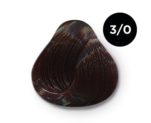 3 0 - Краска для волос Оллин, цвета, состав, инструкция
