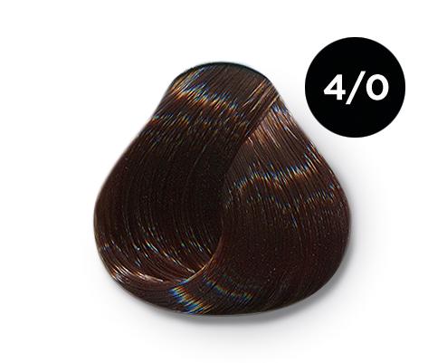 4 0 - Краска для волос Оллин, цвета, состав, инструкция