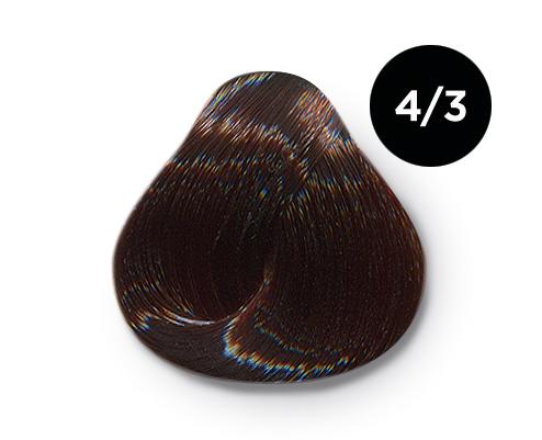 4 3 - Краска для волос Оллин, цвета, состав, инструкция