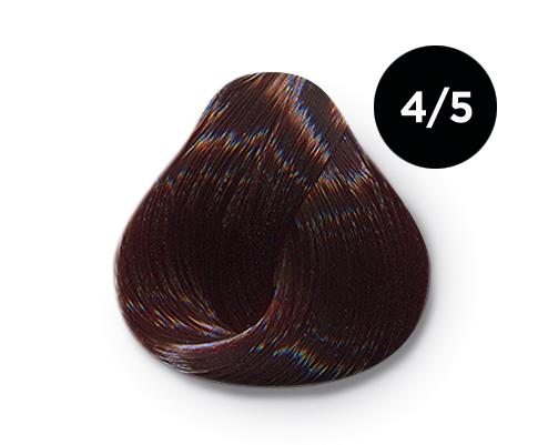 4 5 - Краска для волос Оллин, цвета, состав, инструкция