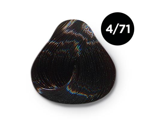 4 71 2 - Краска для волос Оллин, цвета, состав, инструкция