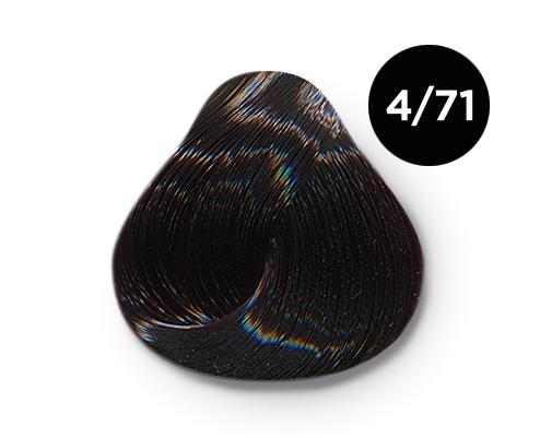 4 71 - Краска для волос Оллин, цвета, состав, инструкция