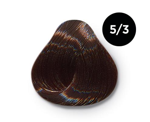 5 3 - Краска для волос Оллин, цвета, состав, инструкция