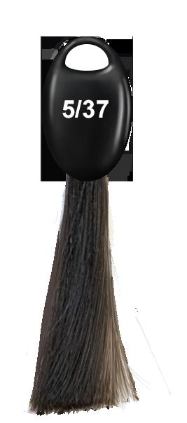 5 37 - Краска для волос Оллин, цвета, состав, инструкция