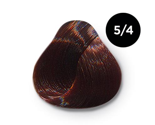 5 4 - Краска для волос Оллин, цвета, состав, инструкция