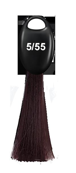 5 55 - Краска для волос Оллин, цвета, состав, инструкция