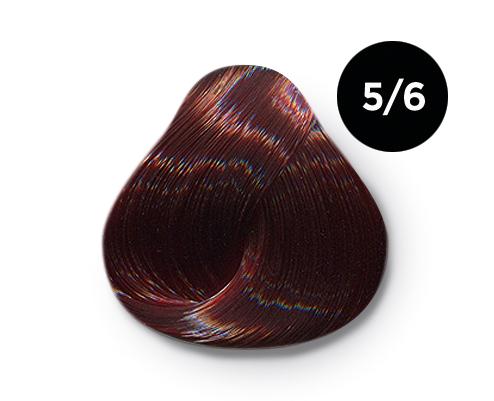 5 6 - Краска для волос Оллин, цвета, состав, инструкция
