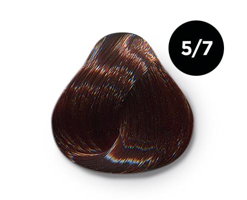 5 7 1 - Краска для волос Оллин, цвета, состав, инструкция
