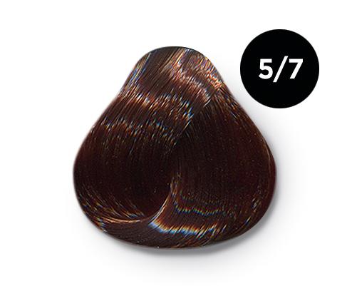 5 7 - Краска для волос Оллин, цвета, состав, инструкция