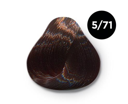 5 71 1 - Краска для волос Оллин, цвета, состав, инструкция