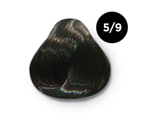 5 9 - Краска для волос Оллин, цвета, состав, инструкция