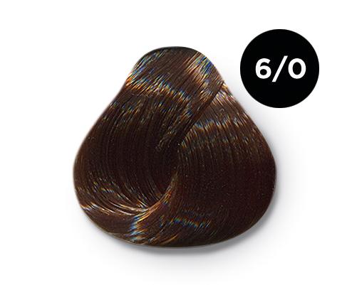 6 0 - Краска для волос Оллин, цвета, состав, инструкция