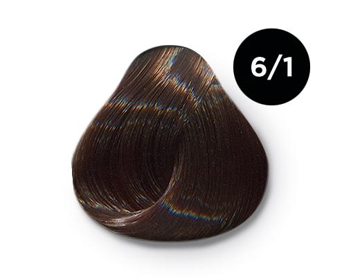 6 1 - Краска для волос Оллин, цвета, состав, инструкция