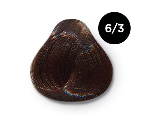 6 3 - Краска для волос Оллин, цвета, состав, инструкция