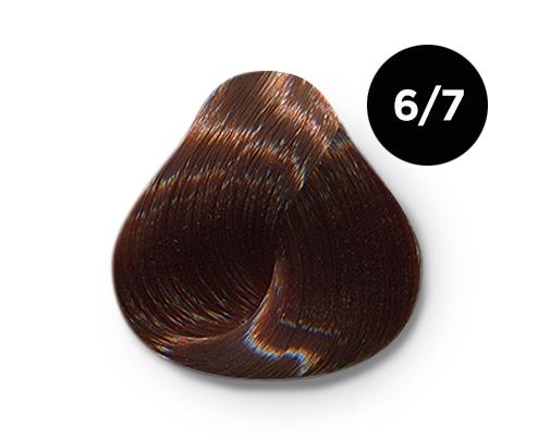 6 7 1 - Краска для волос Оллин, цвета, состав, инструкция