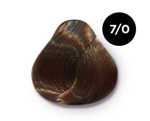 7 0 - Краска для волос Оллин, цвета, состав, инструкция