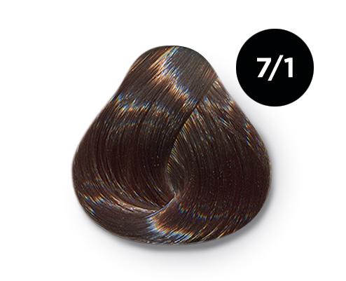 7 1 - Краска для волос Оллин, цвета, состав, инструкция
