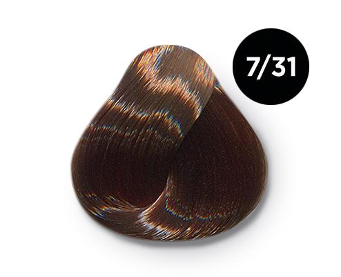 7 31 - Краска для волос Оллин, цвета, состав, инструкция