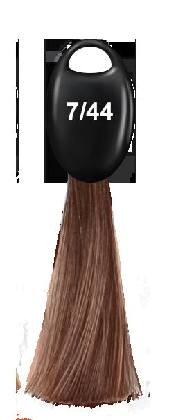 7 44 - Краска для волос Оллин, цвета, состав, инструкция