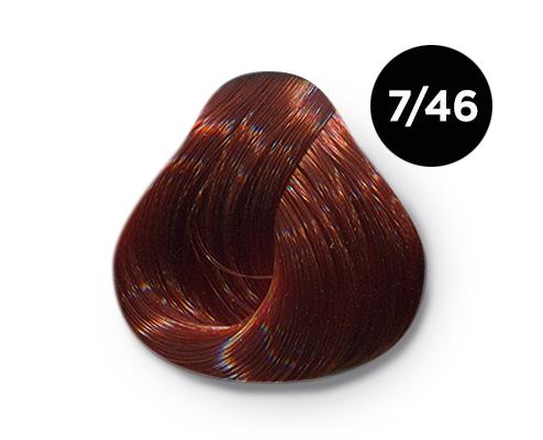 7 46 - Краска для волос Оллин, цвета, состав, инструкция