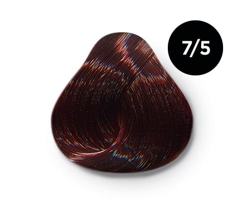 7 5 - Краска для волос Оллин, цвета, состав, инструкция