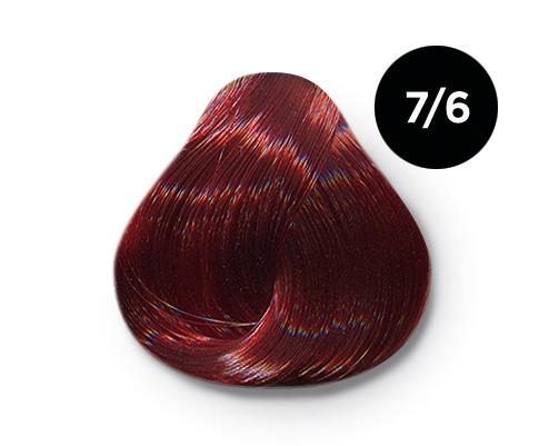 7 6 - Краска для волос Оллин, цвета, состав, инструкция