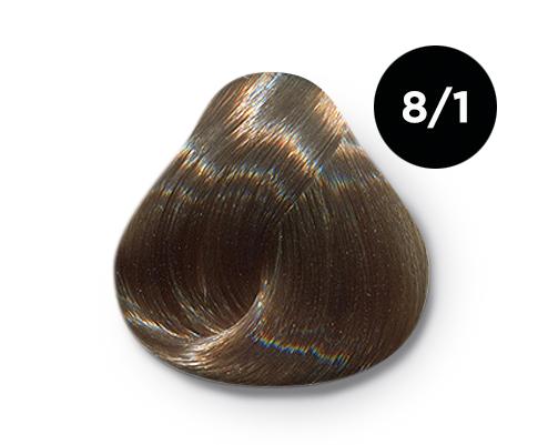 8 1 - Краска для волос Оллин, цвета, состав, инструкция