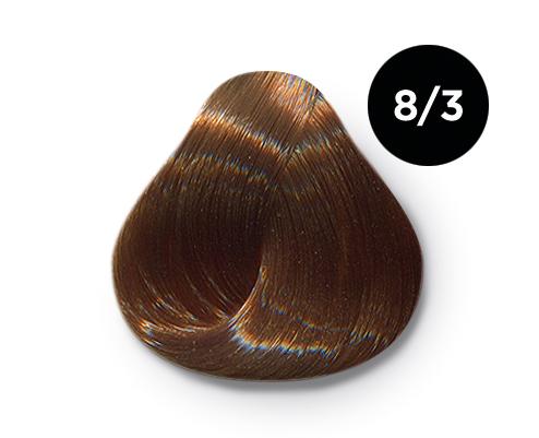 8 3 copy - Краска для волос Оллин, цвета, состав, инструкция