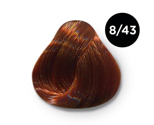 8 43 copy - Краска для волос Оллин, цвета, состав, инструкция