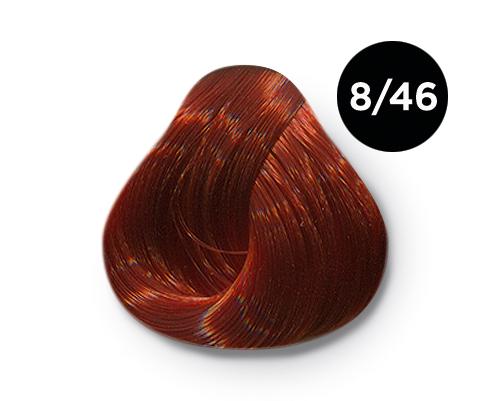 8 46 - Краска для волос Оллин, цвета, состав, инструкция