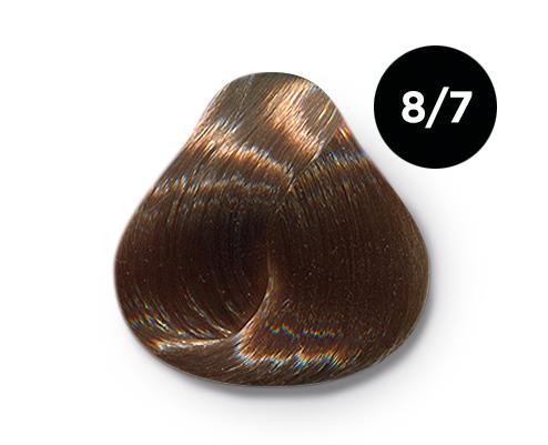 8 7 - Краска для волос Оллин, цвета, состав, инструкция