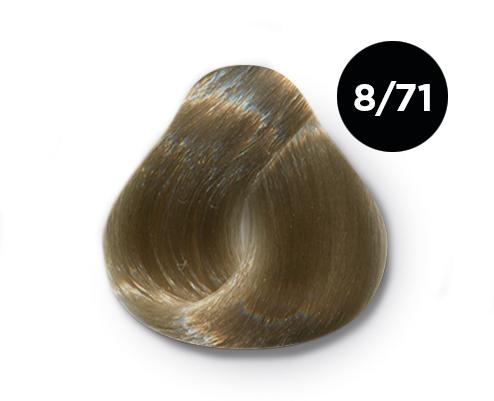 8 71 1 - Краска для волос Оллин, цвета, состав, инструкция