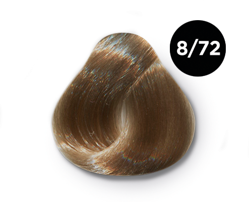 8 72 - Краска для волос Оллин, цвета, состав, инструкция