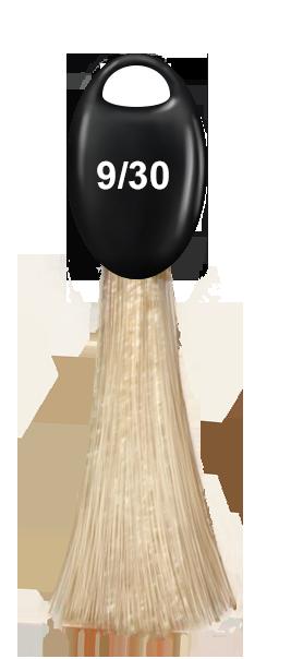 9 30 - Краска для волос Оллин, цвета, состав, инструкция