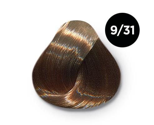 9 31 1 - Краска для волос Оллин, цвета, состав, инструкция
