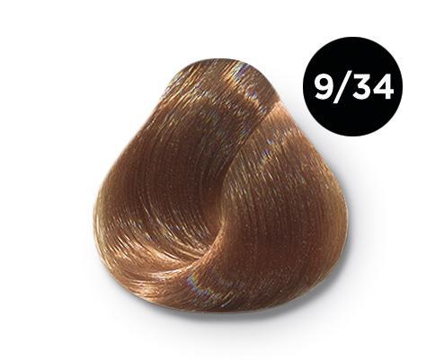 9 34 - Краска для волос Оллин, цвета, состав, инструкция