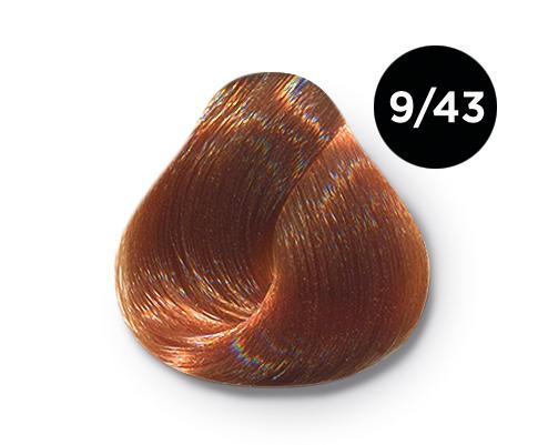 9 43 1 - Краска для волос Оллин, цвета, состав, инструкция