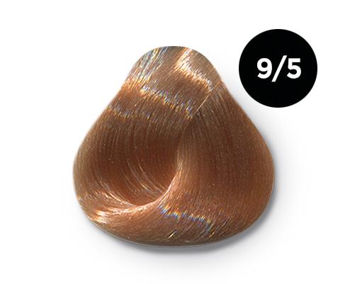 9 5 - Краска для волос Оллин, цвета, состав, инструкция