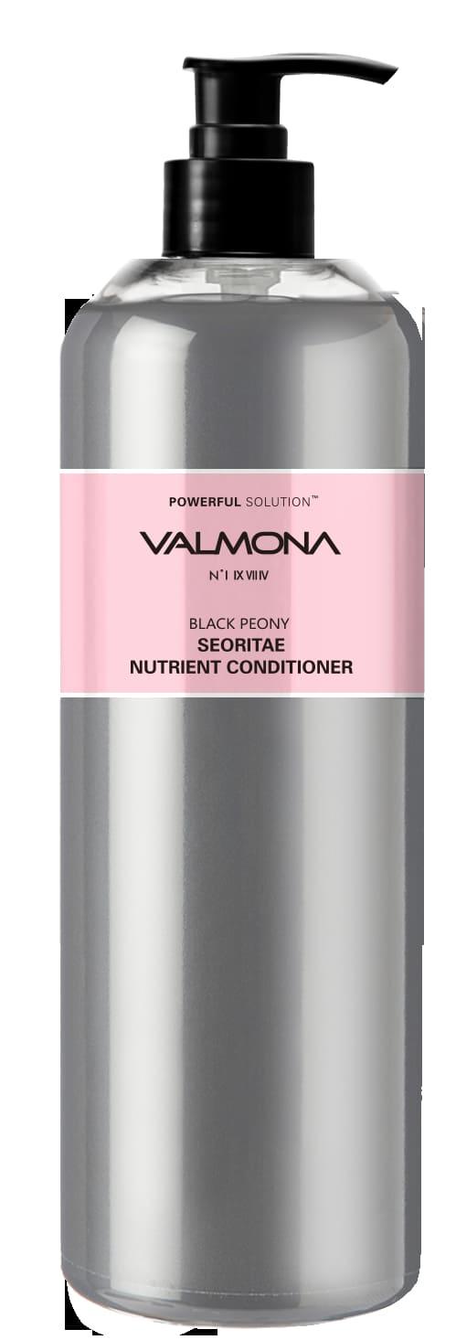 Кондиционер увлажняющий черный пион/бобы Black Peony Seoritae Nutrient Conditioner, 100мл/480 мл