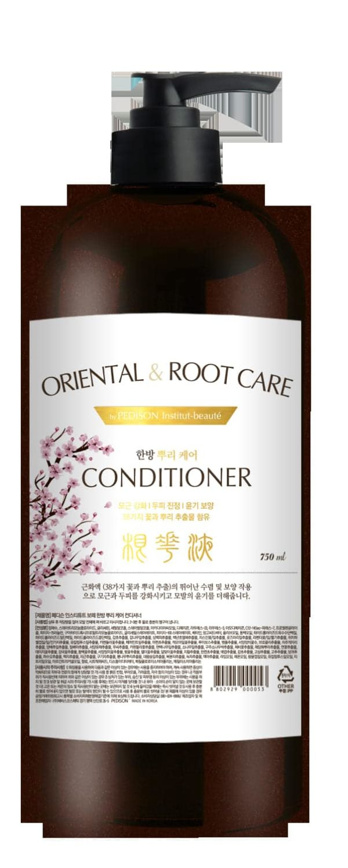 для волос ТРАВЫ Institut beaute Oriental Root Care Conditioner 750 мл - Кондиционер укрепляющий восточные травы Institut-beaute Oriental Root Care Conditioner, 750 мл