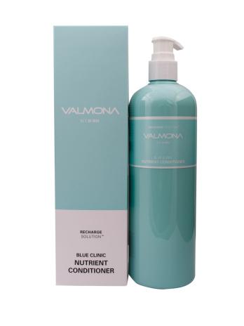Кондиционер-клиника увлажняющий от сухости волос Recharge Solution Blue Clinic Nutrient Conditioner,100 мл/480 мл