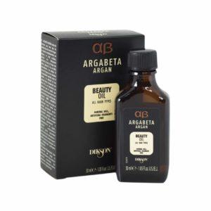 Масло для ежедневного использования с аргановым маслом и бета-кератином Beauty oil daily use, 30мл/100 мл