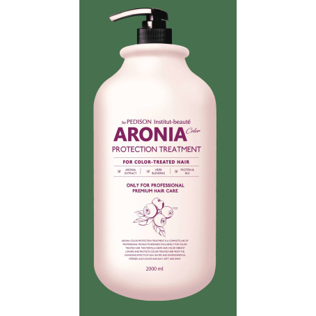 Маска для волос АРОНИЯ Institute-beaut Aronia Color Protection Treatment, 2000 мл